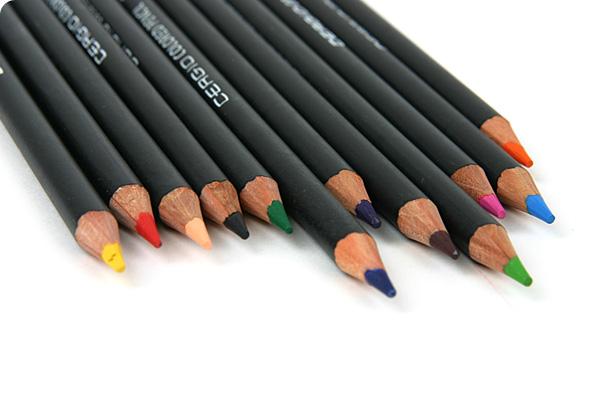 세르지오 유성색연필(24색) - 세르지오, 15,000원, 색연필/사인펜/크레파스, 색연필