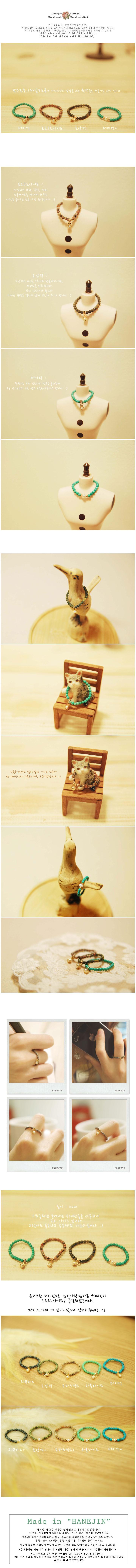 (원석+담수진주) petit ring - 하네진, 6,900원, 실버, 진주/원석반지